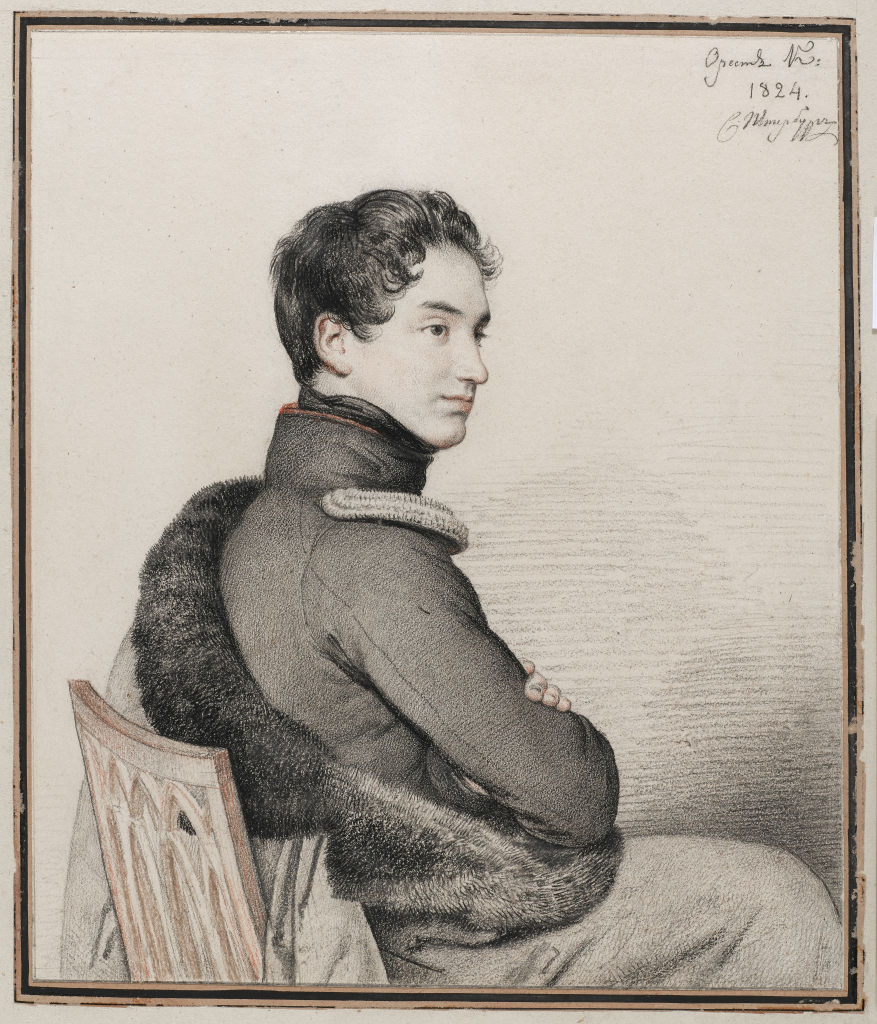 Портрет С.П. Бутурлина