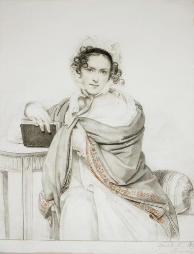 Портрет княгини С.С.Щербатовой