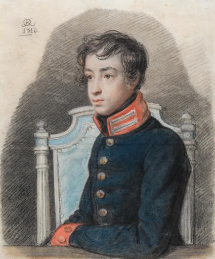 Портрет Александра Павловича Бакунина