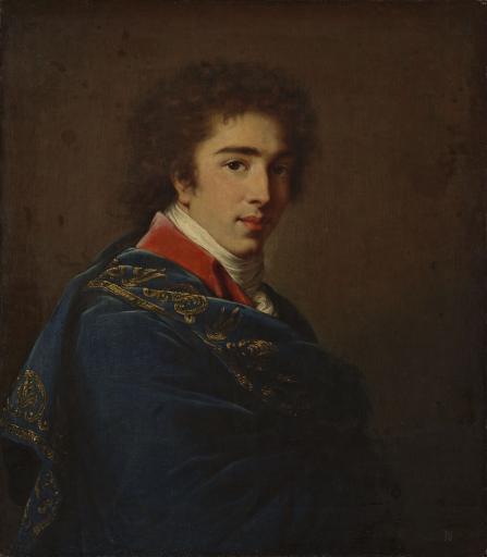Портрет князя И.И. Барятинского