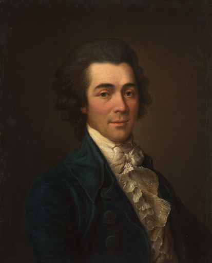 Портрет Н.А. Львова