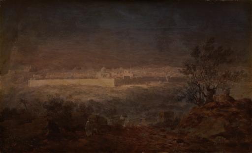 Иерусалим ночью