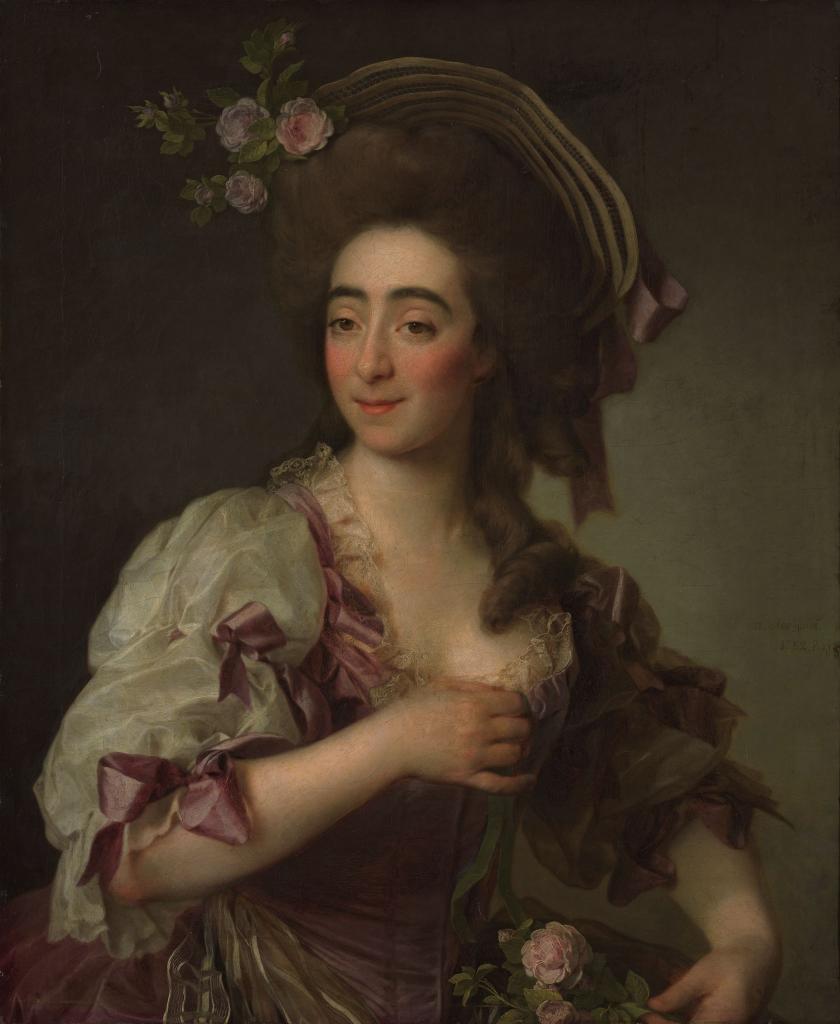 Портрет Анны Давиа-Бернуцци