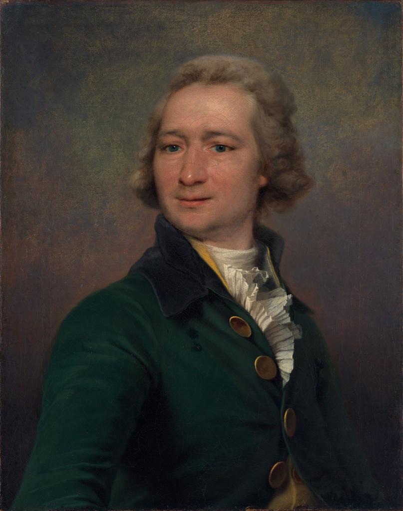 Портрет И.И. Дмитриева