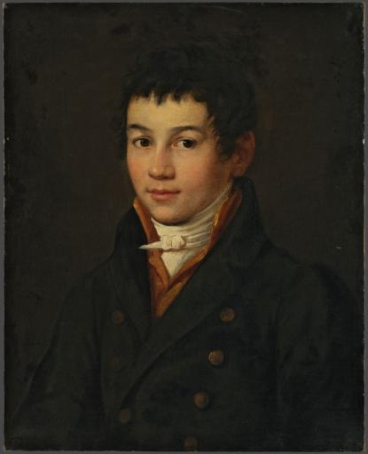 Автопортрет (в юношеском возрасте)
