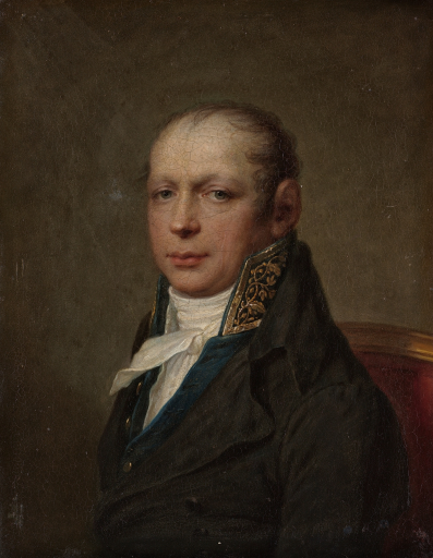Портрет А.Д. Захарова