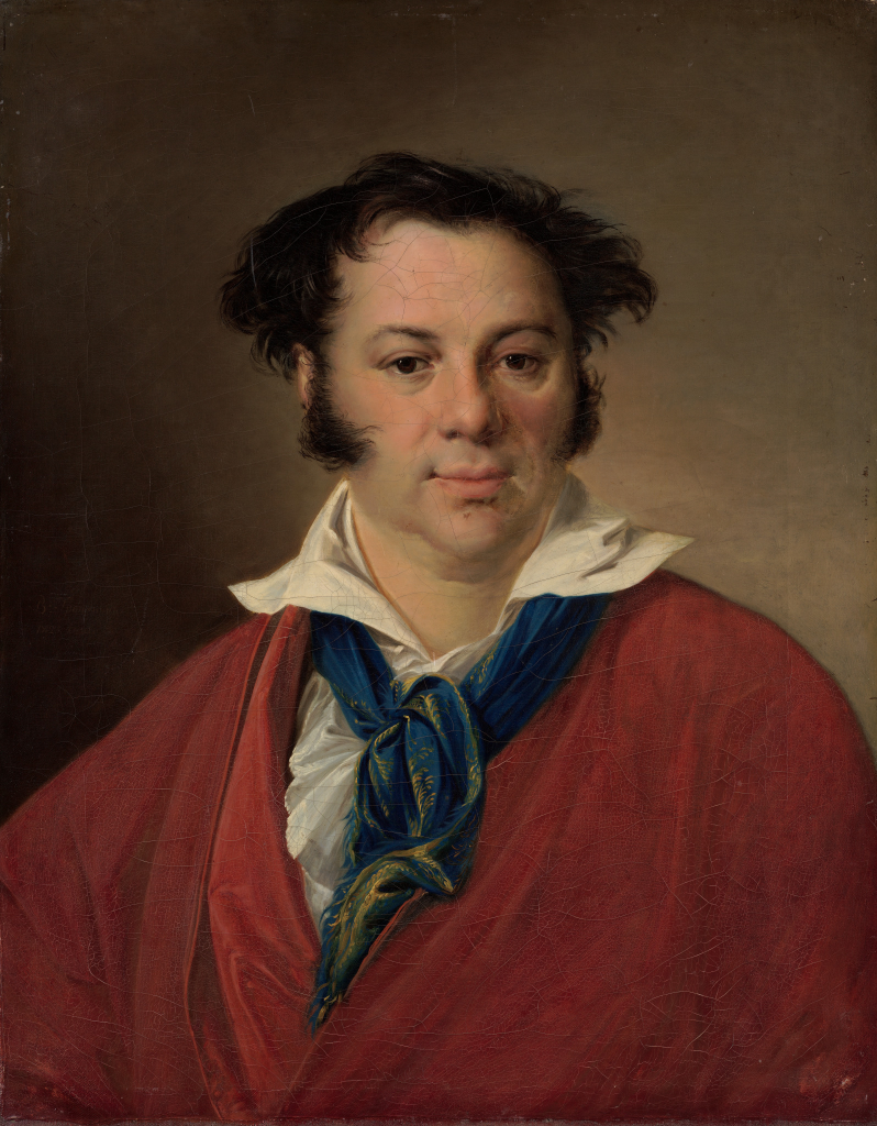 Портрет К.Г. Равича