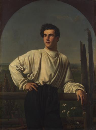 Портрет А.Ф. Шишмарева