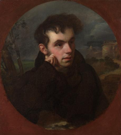 Портрет поэта В.А. Жуковского
