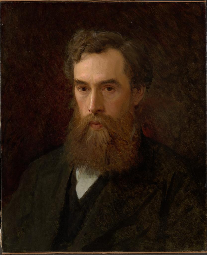 Портрет П.М. Третьякова