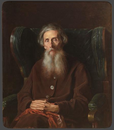 Портрет В.И. Даля