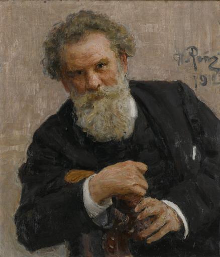 Портрет В.Г. Короленко