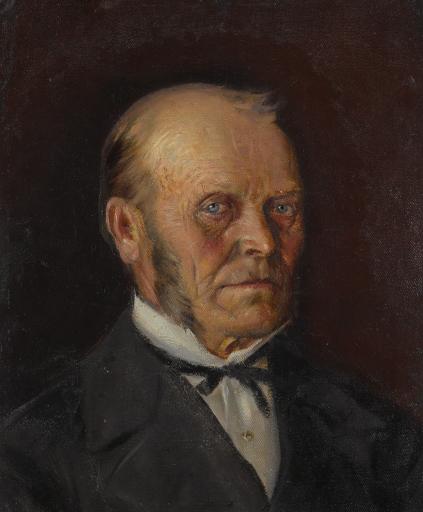 Портрет В.И. Нестерова
