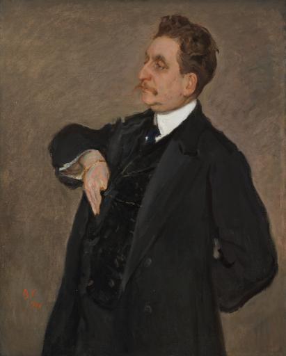Портрет В.О.Гиршмана