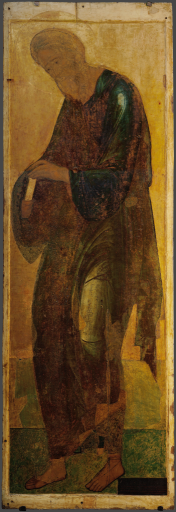 Апостол Андрей Первозванный, из Деисусного чина