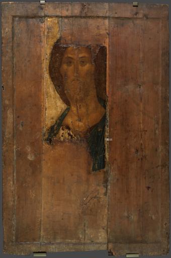 """Христос Вседержитель, из Деисусного (""""Звенигородского"""") чина"""