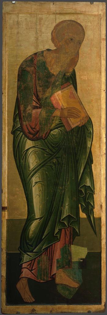 Апостол Иоанн Богослов, из Деисусного чина