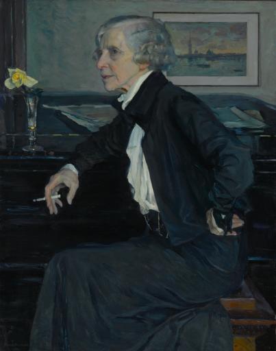 Портрет Е.С.Кругликовой