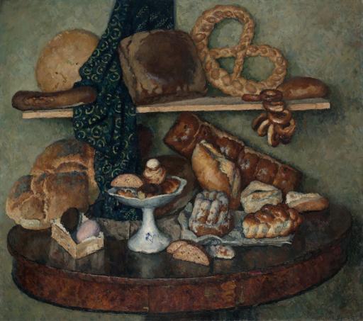 Снедь московская: хлебы