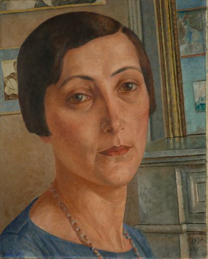 Портрет С.Н.Андрониковой