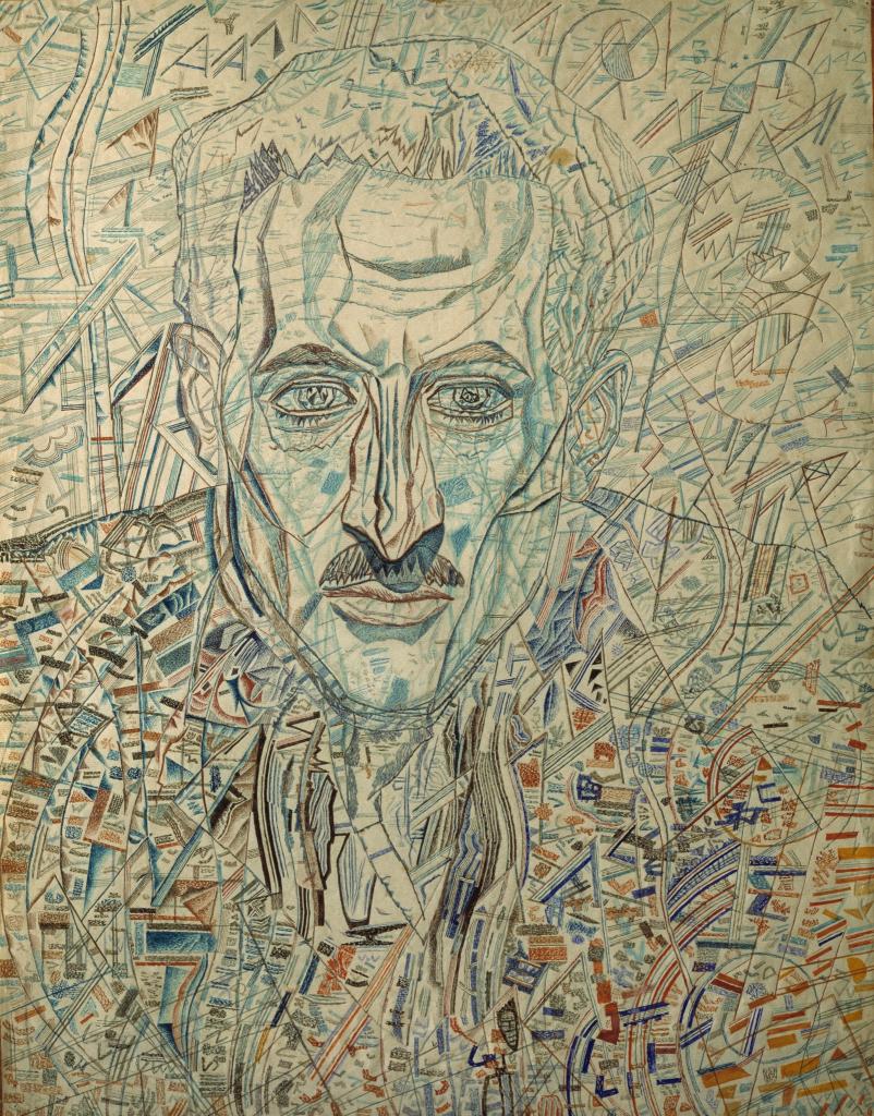 Портрет Н.Н. Глебова-Путиловского