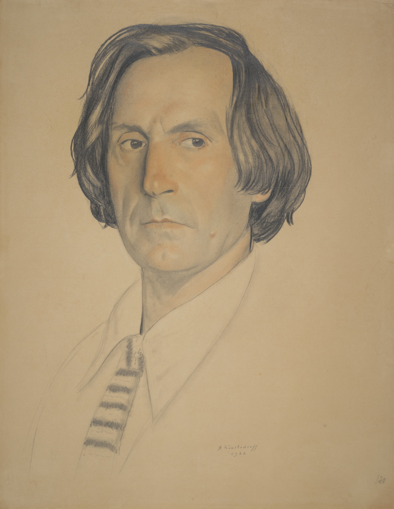 Портрет И.В. Ершова