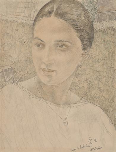 Портрет мадам Бодэн