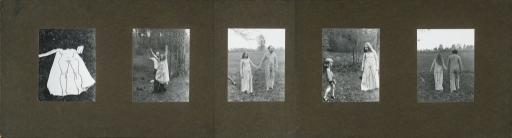 Голое платье. Документация акции 1977 года