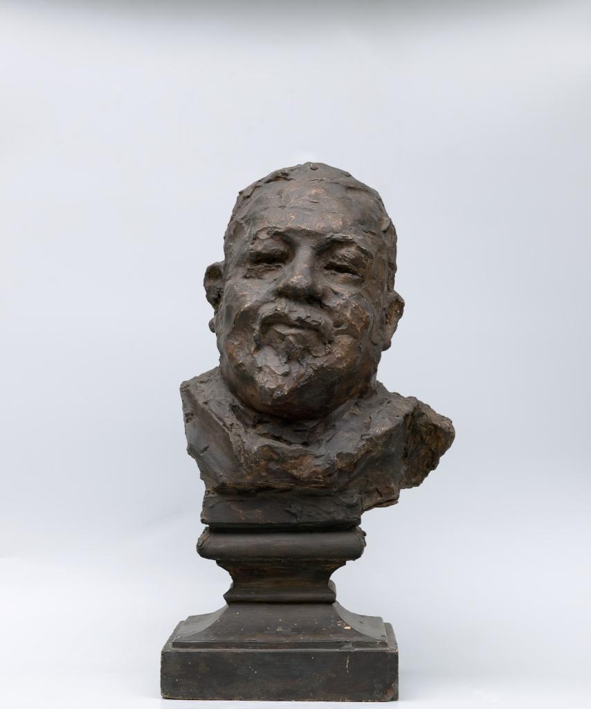 Портрет С.Т. Морозова