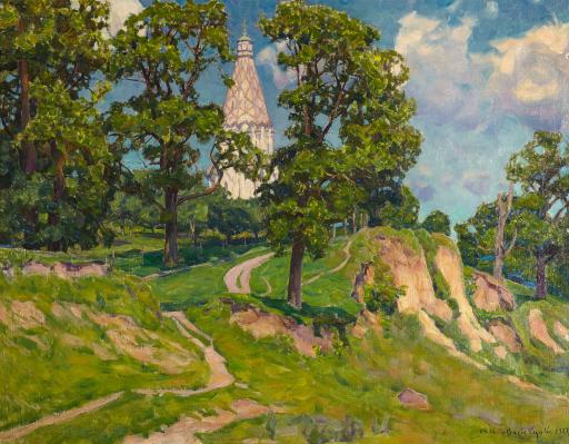 Церковь Вознесения. Село Коломенское