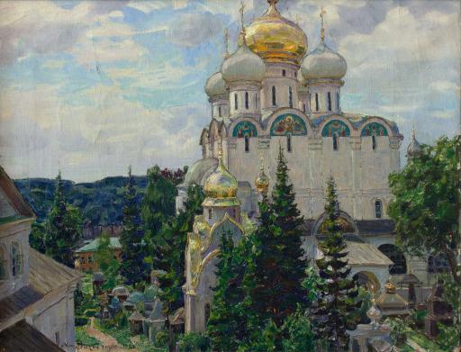 Новодевичий монастырь. Собор