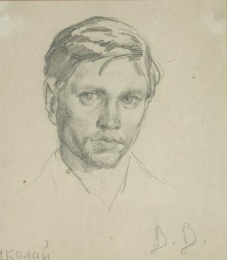 Портрет Н.М. Васнецова
